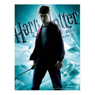 Harry Potter HPE6 2 Vykort