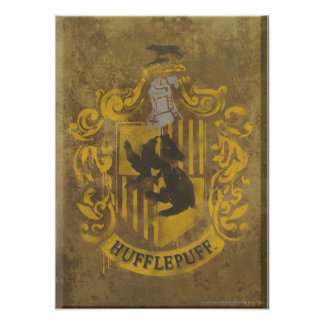 Harry Potter | Hufflepuff Poster
