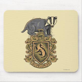 Harry Potter | Hufflepuff vapensköld med Musmatta