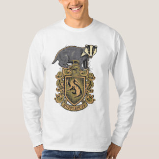 Harry Potter | Hufflepuff vapensköld med Tee Shirts