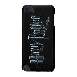 Harry Potter och det Deathly Hallows logotyp 1 2 iPod Touch 5G Fodral