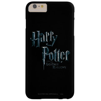 Harry Potter och det Deathly Hallows logotyp 3 Barely There iPhone 6 Plus Fodral