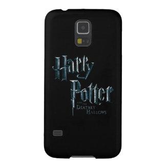 Harry Potter och det Deathly Hallows logotyp 3 Galaxy S5 Fodral