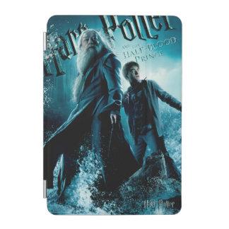 Harry Potter och Dumbledore på stenar 1 iPad Mini Skydd