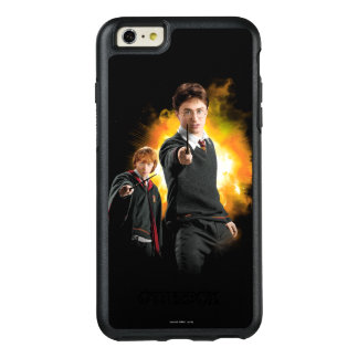 Harry Potter och Ron Weasely OtterBox iPhone 6/6s Plus Fodral