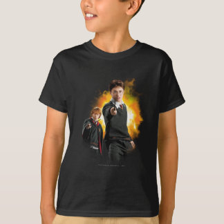 Harry Potter och Ron Weasely T-shirt