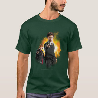 Harry Potter och Ron Weasely Tee Shirt