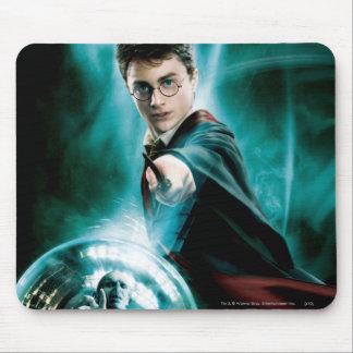 Harry Potter och Voldemort endast ett kan överleva Musmatta