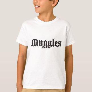 Harry Potter pass | Muggles T-shirt