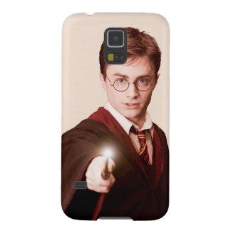 Harry Potter pekar trollspöet Galaxy S5 Fodral