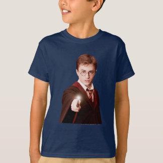 Harry Potter pekar trollspöet T Shirts