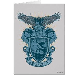 Harry Potter | Ravenclaw vapensköld Hälsningskort