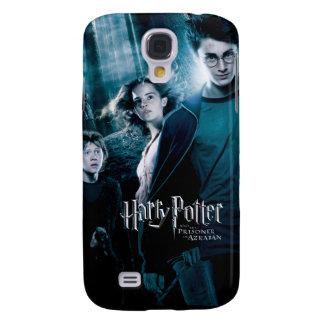 Harry Potter Ron Hermione i skog Galaxy S4 Fodral