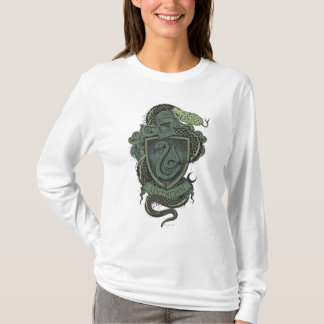 Harry Potter | Slytherin vapensköld T Shirts
