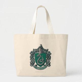 Harry Potter   Slytherin vapensköldgrönt Jumbo Tygkasse