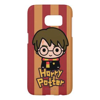 Harry Potter tecknade figurerkonst Galaxy S5 Skal