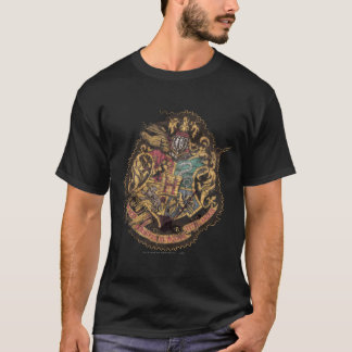 Harry Potter | vintageHogwarts vapensköld Tshirts