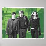 Harry, Ron och Hermione 1 Affischer