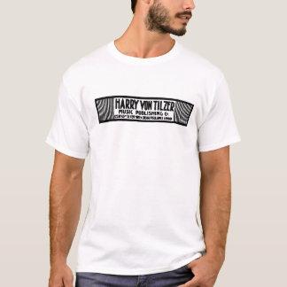 Harry Von Tilzer Logotyp T-shirt