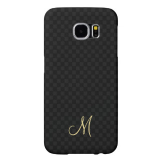 Hårt fodral för modern MonogrammönsterSamsung Samsung Galaxy S6 Fodral