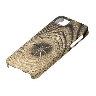 Harträ? Verkligt Wood fodral för korniPhone 5 iPhone 5 Case-Mate Skal