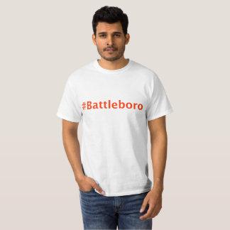 Hashtag Battleboro Tee Shirt