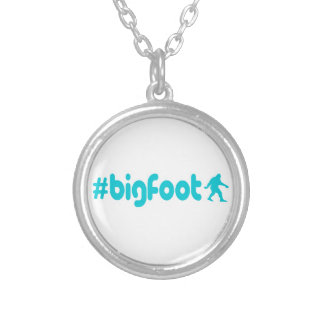 Hashtag Bigfoot Hängsmycke
