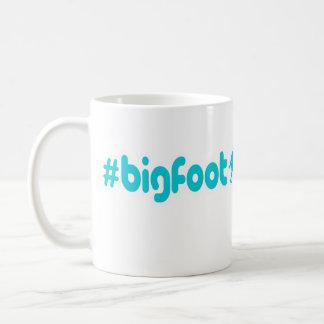 Hashtag Bigfoot Kaffe Koppar