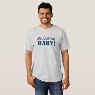 Hashtag T-tröja Tshirts