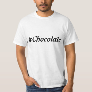 hashtagchoklad tee shirt