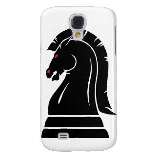 Häst 3g för vildriddareschack galaxy s4 fodral