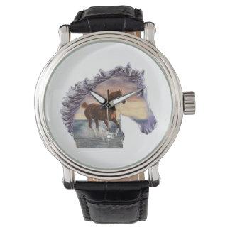 Häst Armbandsur
