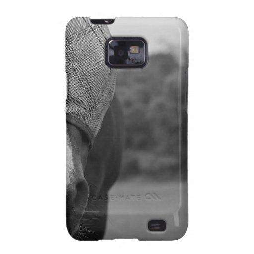 Häst Samsung Galaxy S2 Fodral
