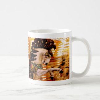 Häst för Blur #3 Kaffemugg