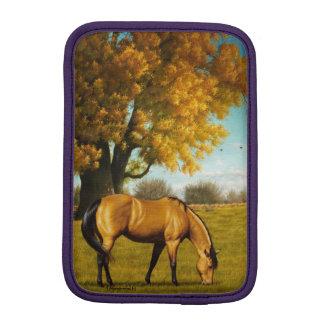 Häst i höst färger sleeve för iPad mini