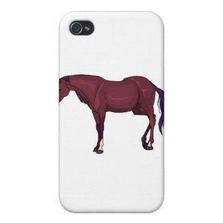 häst iPhone 4 hud