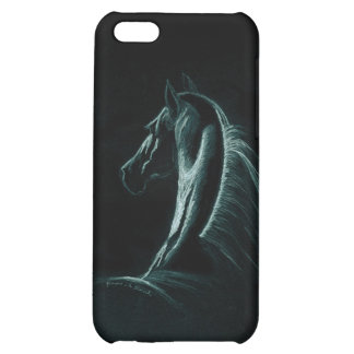 Häst iPhone 5C Mobil Fodral