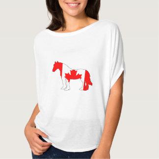 Häst Kanada Tee