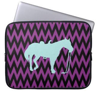 häst laptop fodral
