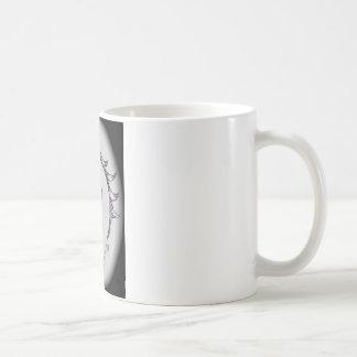 Häst och monocle kaffemugg