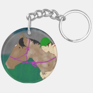 Häst och ryttarekärlek