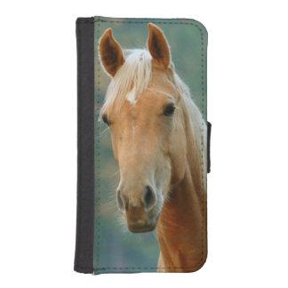 Häst Plånboksfodral För iPhone SE/5/5s