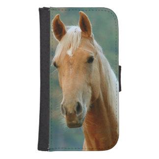 Häst Plånboksfodral För Samsung Galaxy S4