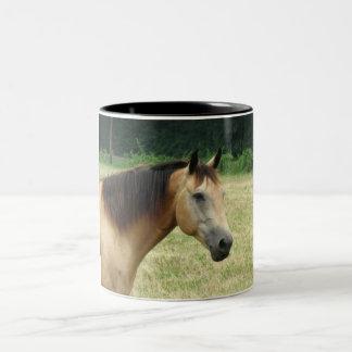 Häst Två-Tonad Mugg