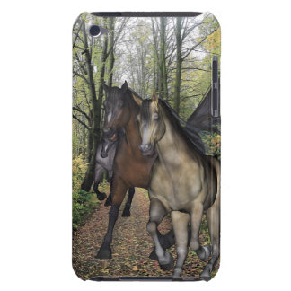 Hästar 3 Case-Mate iPod touch skydd