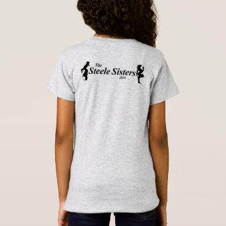 Hästar blommor, vapen - de Steele systrarna 2016 Tee Shirts