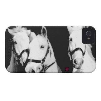 Hästar Case-Mate iPhone 4 Fodraler