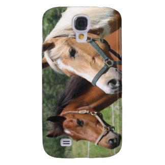 Hästar Galaxy S4 Fodral