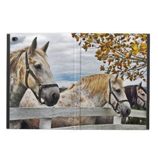 Hästar i höst powis iPad air 2 skal