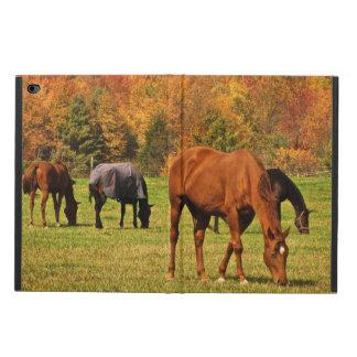 Hästar i höstPowis iPad luftar fodral 2